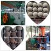 coal/charcoal/coke/limestone/glass/iron scale briquette machine