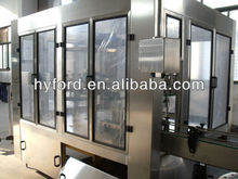Mineral water washing,filling and capping machine