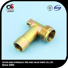 Ningbo China hydaulic brass pipe fitting