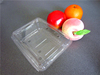 Cheap wholesale plastic China boxes food packaging basket fruit packaging