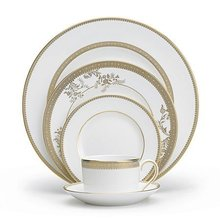 royal gold fine bone china dinner set