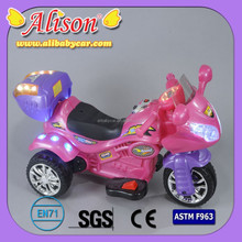 Alison C04703 three wheel child electric toy car for baby