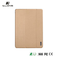 hot new products!!Tablet Case 10.1 Accessory For Ipad Air 2 PU Leather Case For IPad Air 2 Smart cover for Ipad Air 2 DLONS