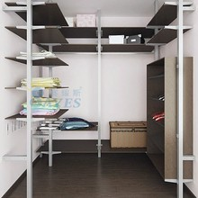 Wholesale wardrobes for small spaces, wooden small wardrobe, custom small wardrobe designs