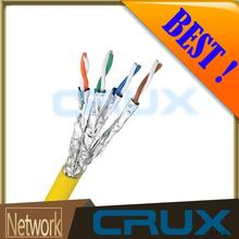 Solid Copper high speed utp CL2R armoured cat5e cable UL List FTP