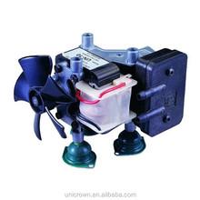 UN-10 oil free Air Compressor pump 550 torr 2.5 kgf/cm2 12 LPM 75W factory
