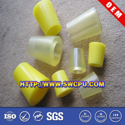 Silicone rubber protective sleeve