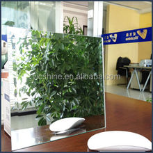 High quality Copper Free Lead Free silver mirror/Environmental Copper&Lead Free mirror/partition/UK BS 6206/Europe prEN 12600
