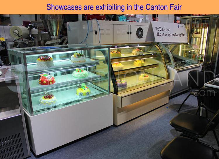 Cupcake Display - 5 Shelves, Refrigerated, 2-8 'C, 1100 Watt, TT-MD45C