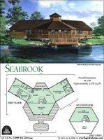 Seabrooke Log Cabin