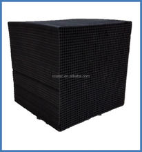 Cubic Honeycomb Activated Carbon for home furnishing