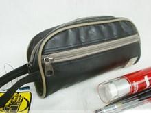 2015 Wholesale design front zipper pocket mini cosmetic bag