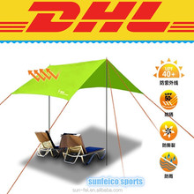 MOQ:10pcs!!!~Top Quality!!!~Outdoor Camping Beach Picnic Pad Cushion Canopy Shelter Tent Sun Shade