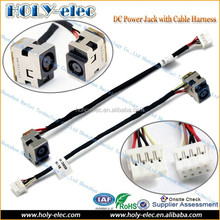 New for HP Pavilion G6 series DC JACK power SOCKET CABLE harness PORT WIRE CONNECTOR(PJ522)
