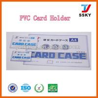 Manufacturer for ID name card badge holder card bag case