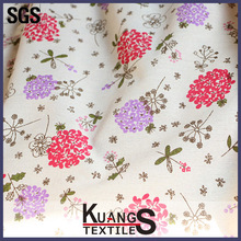 indonesia 100% cotton fabric of printed