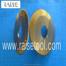 0023-TiNHigh quality and National brand double angle milling cutter for industrial use for 100G