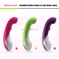 Both-end vibrator with 7 modes Magnetic-type rechargeable G-Spot adult sex toys for woman