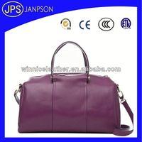 2014 latest design satchel bag european shoulder bag for women