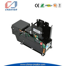 Magnetic Smart Card Dispenser Access control card Dispenser/ Issuing machine with reader CRT-571