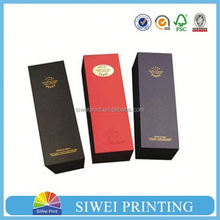 custom cheap recycled decorate luxury branded design classic cardboard wine bag bag in box