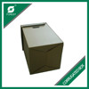 DURABLE CUSTOM WHOLESALE CORRUGATED PAPER SUPER HIGH QUALITY SMALL REFRIGERATOR PACKAGING BOX