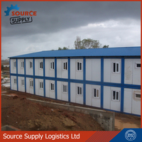 Container office, 2014 new style ISO galvanized modular house with low price