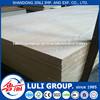 3mm thickness white oak veneer mdf board