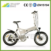 2015 coyote connect folding electric bike 250W