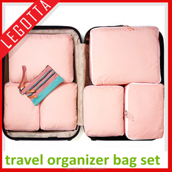 Best selling item high quality cheap colorful waterproof travel organiser