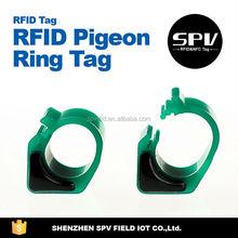 TK4100 RFID Racing Pigeon Racing Rings For Animal Tracking
