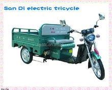 electric 3 wheeler for cargo/goods