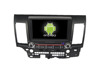Quad core!car dvd with mirror link/DVR/TPMS/OBD2 for 8 inch touch screen quad core 4.4 Android system MITSUBISHI LANCER