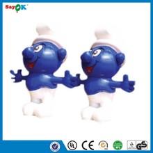 Classical cartoon character inflatable man model