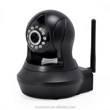 Mustcam H808P IP Camera for 2015 Onvif/WPS IP Camera Wifi HD Easy to Install P2P IP Camera