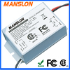 High PFC 40w 1300ma dimmable led driver with FCC CSA
