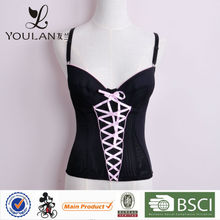 Customized LOGO Romatic Large Breathable Cheap Bustiers And Corsets