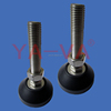 Adjustable Plastic Leveling Feet / Articulated Leveling Legs for Machine
