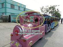 Amusement park,city,tour,trackless train,Tourist Train
