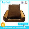 Soft PP cotton pet's pad dog bed/plush boat pet dog bed