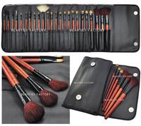 Beauties Factory 24 pcs Black Forest Makeup Brushes Kit
