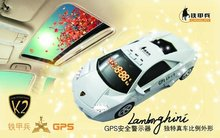 2015 Cavalry J4 Car GPS Radar Detector with voice alarm of mobile speed cameras and Fixed Speed Cameras