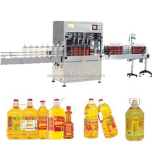 Supply Automatic peanut oil filling Production line