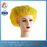 Wholesale disposable pe shower cap