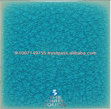 High Quality Fashion Design Ceramic Blue Swimming Pool Tile