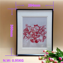 11*14inch modern types aluminum photo frames factory directly