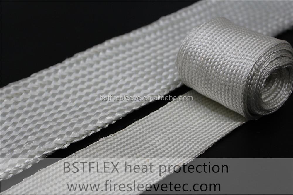 Fiberglass braided heat resistant hose sleeve buy heat for Is fiberglass heat resistant
