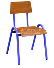 Wooden Kindergarten Chairs With Metal Frame, Antique Children Chair/Economical Chair for Children