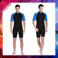 men's lycra rash guard surf shirt
