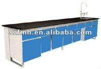 Laboratory high pressure compact board hpl laminate top 33